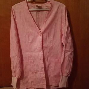 Scrub jacket